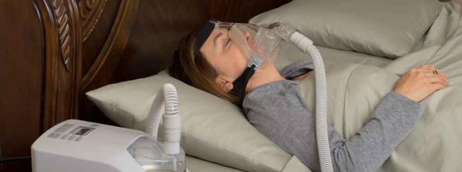 Sleep Apnea Treatment, CPAP, BPAP Camrose AB